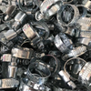German Type Hose Clamps, Stainless Steel, Band Width 12mm