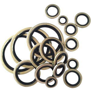 Zinc Plated Steel Bonded Seal