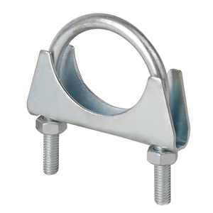 Heavy Duty U-Bolt Exhaust Clamp